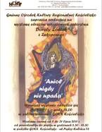 """""""Anioł nigdy nie upada"""" - wystawa obrazów witrażowych Doroty Żółtek"""