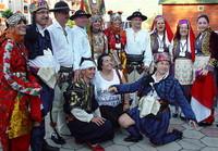 Międzynarodowy Festiwal Folkloru Bałkańskiego RAZIGRANO ORO 2011