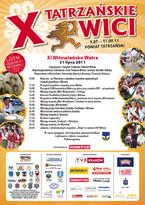 """X Tatrzańskie Wici - """"Witowiańsko Watra"""""""