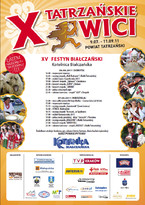 """X Tatrzańskie Wici - """"Festyn Białczański"""""""