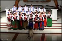 II Międzynarodowy Festiwal Pieśni Chóralnej nad Jeziorem Czorsztyńskim w Kluszkowcach
