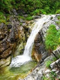 Dolina Białego – kraina małych wodospadów...