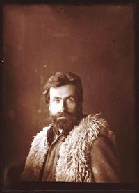 Stanisław Witkiewicz, autoportret, ok. 1890 r.