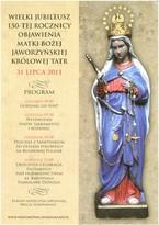 150. rocznica objawień na Wiktorówkach