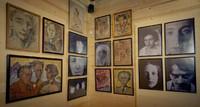 """Wystawa zdjęc i obrazów """"Witkacego"""" w willi """"Oksza"""""""