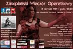 Wielka Sława to nie żart – operetka w stolicy Tatr