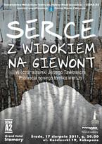 """""""Serce z widokiem na Giewont"""" - wieczór autorski Jerzego Tawłowicza"""