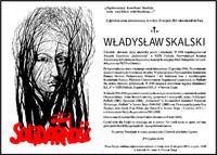 Zmarł Władysław Skalski