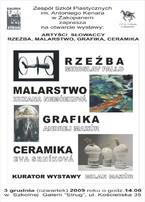 Artyści Słowaccy w Galerii Strug