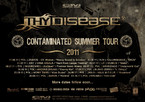 Contaminated Summer Tour 2011