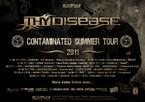 Contaminated Summer Tour 2011