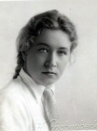 Helena Marusarzówna, zdjęcie ze zbiorów rodziny Marusarzów