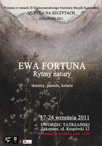 "Ewa Fortuna ""Rytmy Natury"""