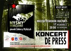 Koncert De Press - Myśmy Rebelianci