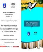 Konkurs literacki im. St. J. Leca - ogłoszenie wyników