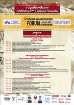 II Międzynarodowe Forum Górskie