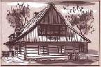 Wystawa wyrobów rodziny Wilczków z Bukowiny Tatrzańskiej