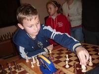 Turniej szachowy w Limanowej