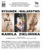 Rysunek i Malarstwo - Kamila Zielińska