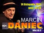 Koncert Marcina Dańca