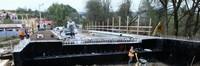 Most na Sądeckiej gotowy na Wszystkich Świętych
