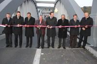 Mosty w Krościenku oficjalnie otwarte