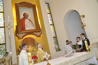 Kościół pw. Jana Pawła II w Podsarniu