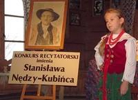XV Konkurs Recytatorski im. Stanisława Nędzy-Kubińca