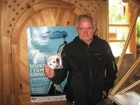 Jerzy Porębski - reżyser filmu, fot. Wojciech Szatkowski