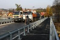 Otwarto most na ul. Sądeckiej w Rabce-Zdroju