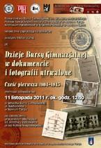 Dzieje nowotarskiej Bursy – wystawa historyczna