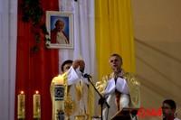 Święto patrona Gimnazjum w Krempachach