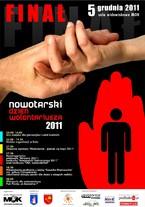 Finał Nowotarskiego Dnia Wolontariusza 2011