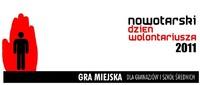 Nowotarski Dzień Wolontariusza - Gra miejska