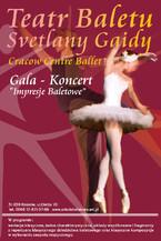 Występ Teatru Baletu Svetlany Gaidy