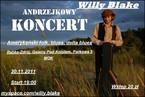 Willy Blake - Andrzejkowy Koncert