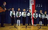 VII Międzyszkolny Konkurs Pieśni Patriotycznej i Żołnierskiej im. Feliksa Gwiżdża