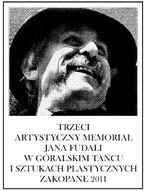 III Memoriał Artystyczny Jana Fudali w góralskim tańcu i sztukach plastycznych