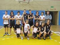 Gimnazjada Ośrodka Sportowego Nowy Targ w Koszykówce chłopców