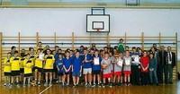 Igrzyska Ośrodka Sportowego Szczawnica w piłce koszykowej chłopców