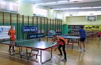 Gimnazjada Powiatu Nowotarskiego w tenisie stołowym