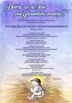 """III Festiwal Kolęd, Pastorałek i Pieśni Bożonarodzeniowych """"Dobrze żeś się Jezu pod Giewontem zrodziył"""""""