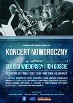 Koncert Noworoczny w wykonaniu Solistów Wiedeńskich