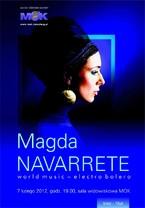 Koncert Magdy Nawarrete world music - electro bolero