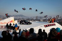 The North Face Polish Freesking Open 2012