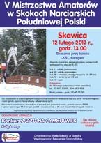 V Mistrzostwa Amatorów w Skokach Narciarskich Południowej Polski