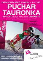 Zawody narciarskie dla najmłodszych