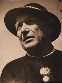 Józef Krzeptowski - przewodnik, zdjęcie ze zbiorów rodziny