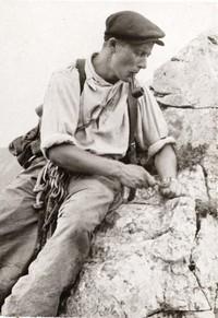 Korosadowicz na zdjęciu ze zbiorów Muzeum Tatrzańskiego