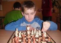 Spotkania szachowe uczniów z Ochotnicy Dolnej
